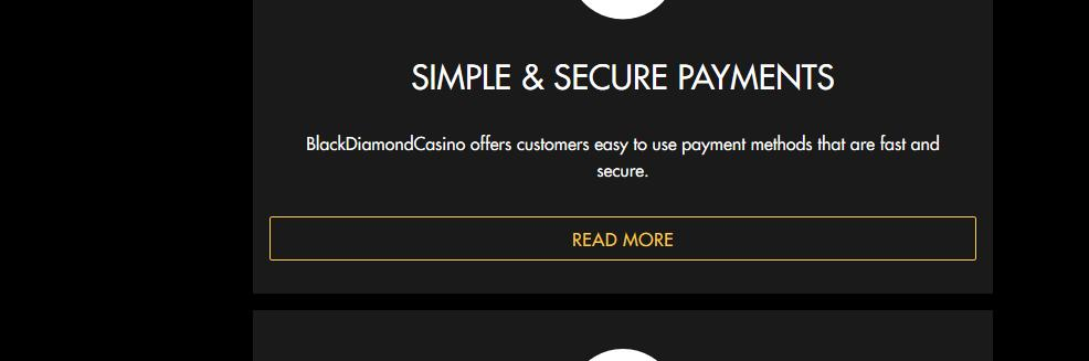 Black Diamond Casino - US Players Accepted! 10