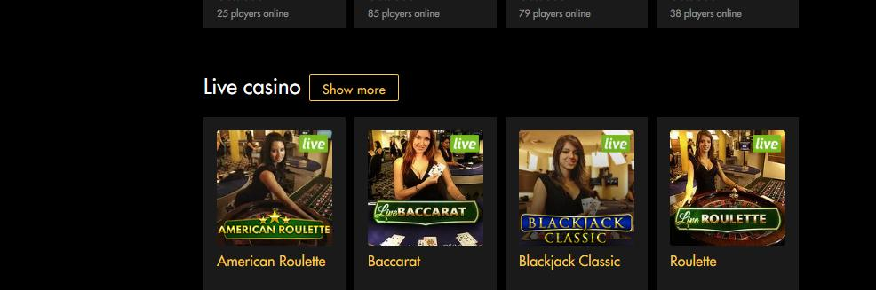 Black Diamond Casino - US Players Accepted! 5